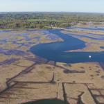 Drone Footage of Estuary