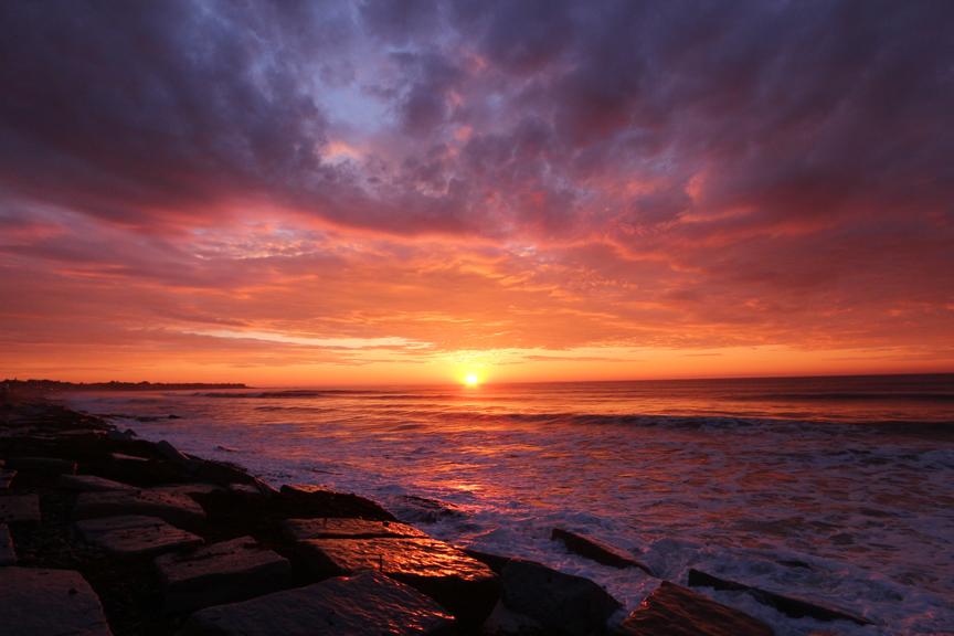 2018 Sunrise Sunset Winner